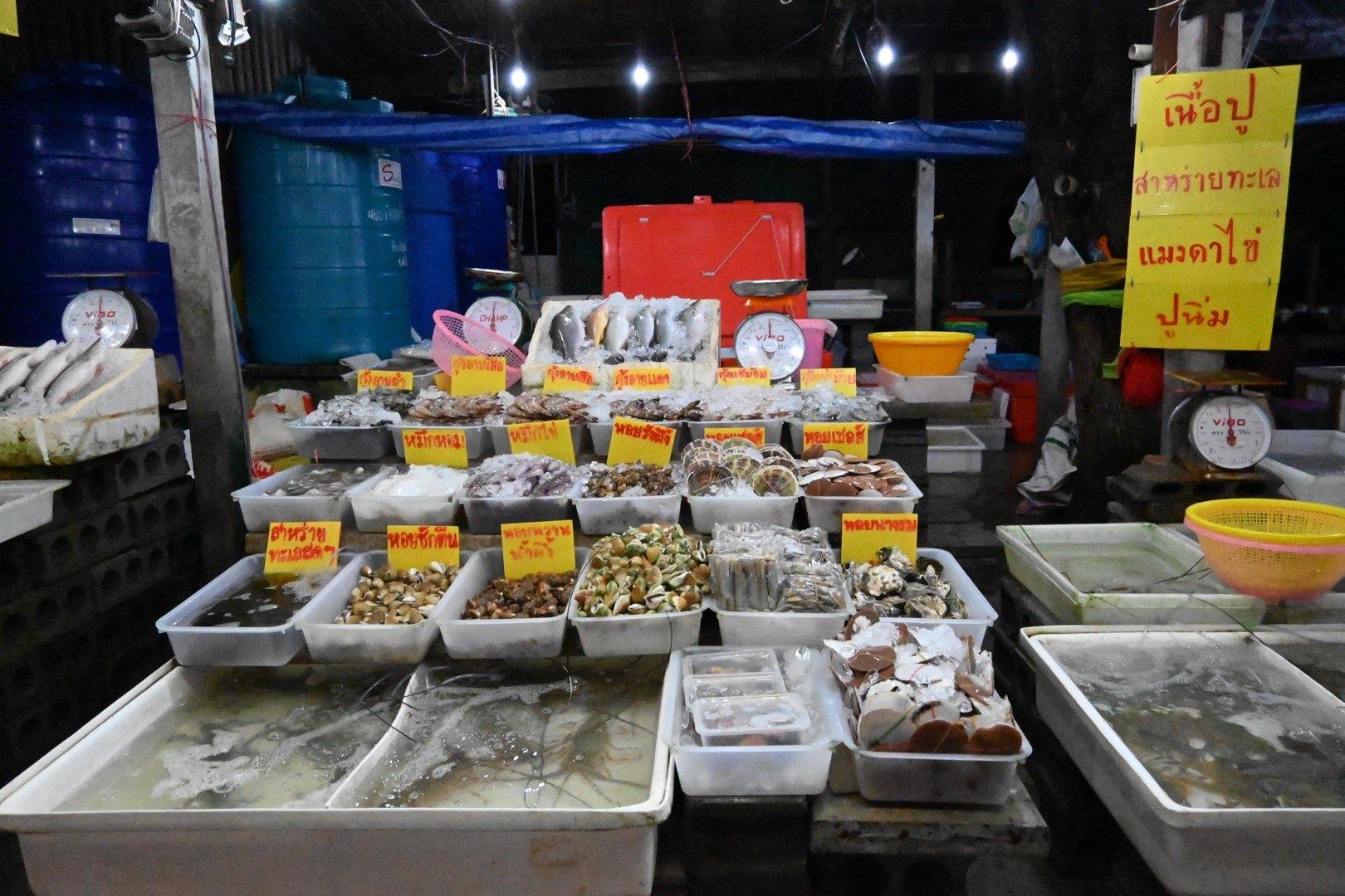 มาภูเก็ตจะไม่กินอาหารทะเลได้ไง หาดราไวย์ร้านเด็ด