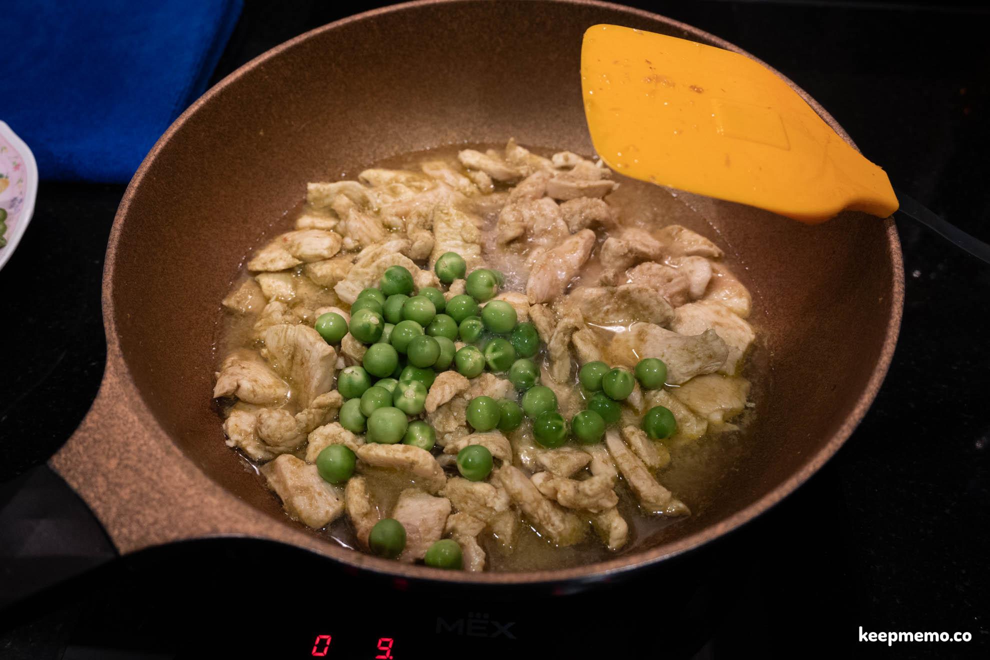 แกงเขียวหวานไก่ ง่ายนิดเดียว ทำกินเอง