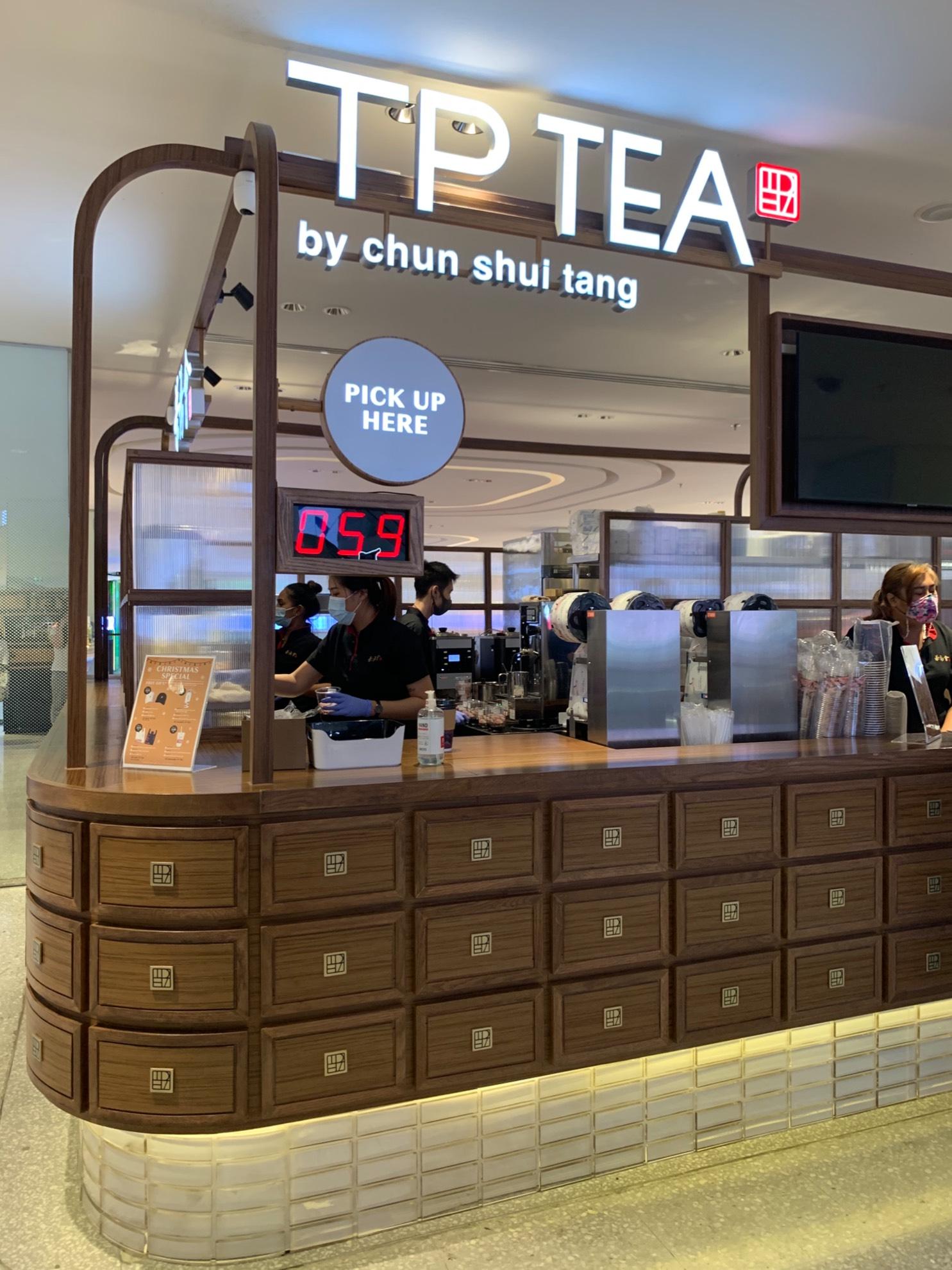 รีวิว TP Tea by Chun shui tang ชาไข่มุก ต้นตำรับเจ้าแรกของโลก