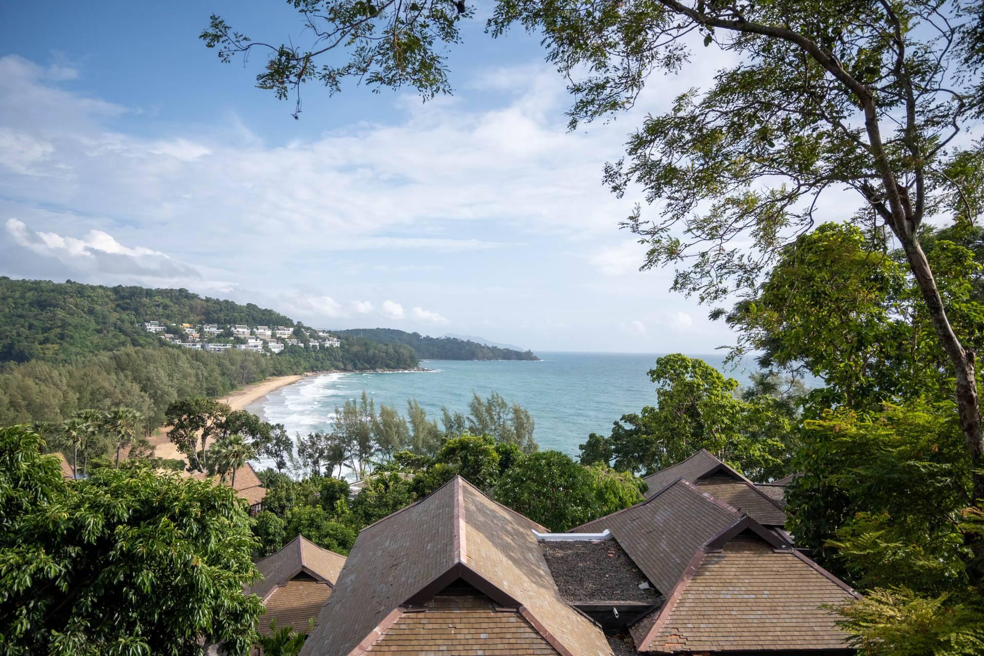 เที่ยวภูเก็ตพักที่ โรงแรม Pullman arcadia naithon beach ติดทะเล